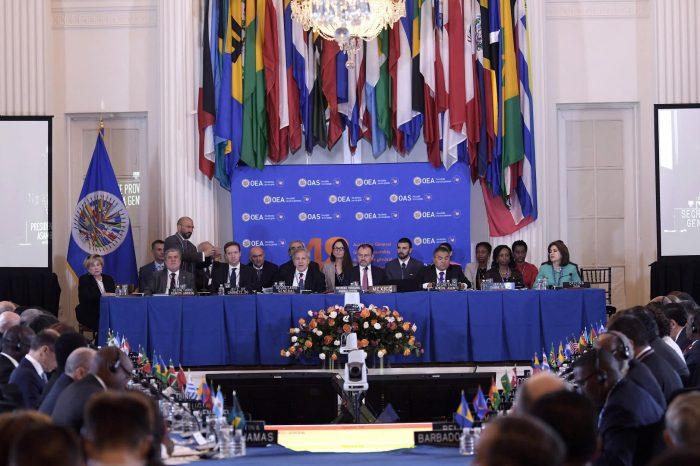 Venezuela se reincorpora al TIAR ante la OEA