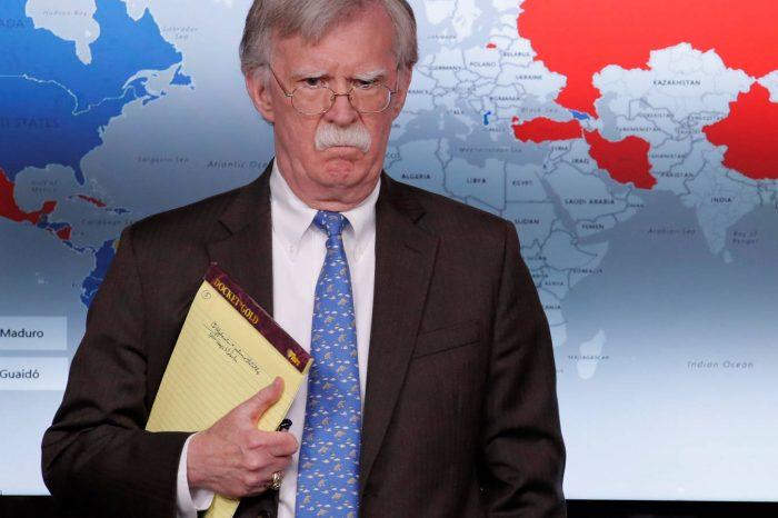 Bolton exhortó a Cuba a no intervenir en asuntos de venezolanos