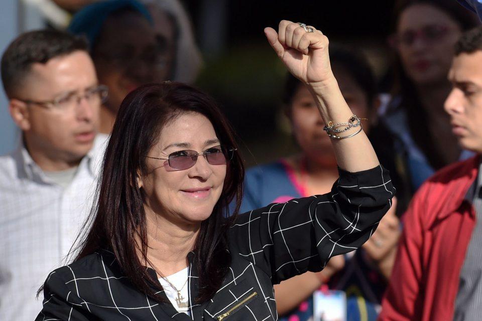 Vinculan a Cilia Flores con trama de corrupción junto a Tareck El Aissami