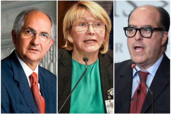 Inhabilitaciones ilegítimas: Así reaccionan los políticos opositores ante la noticia