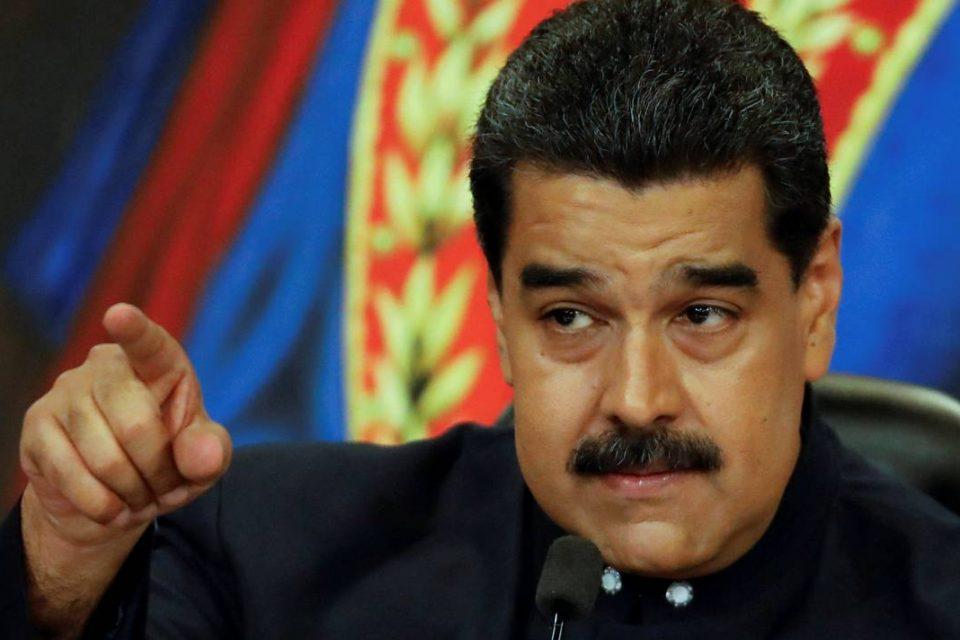Maduro aseguró tener un plan para enfrentar el bloqueo de EEUU