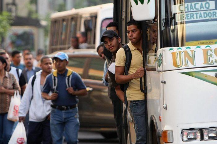 Transportistas quieren llevar el pasaje mínimo a 3500 bolívares