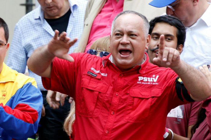Rubio asegura que Diosdado Cabello se prepara para tomar lugar de Maduro