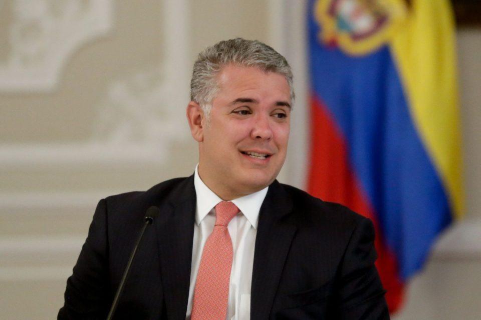 Duque a Maduro: Colombia no se dejará provocar ni provocará