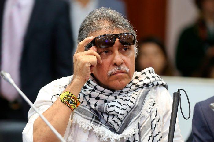 Partido FARC defiende a 'Jesús Santrich' y dicen que no es narcotraficante