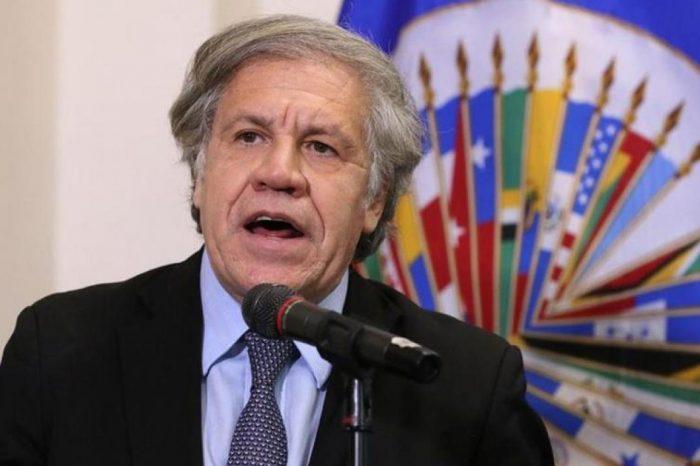 Almagro insta a la CIP a investigar crímenes de Nicolás Maduro