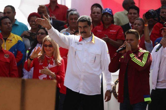 Sanciones de EEUU ponen a Maduro en el mismo punto de Noriega en Panamá