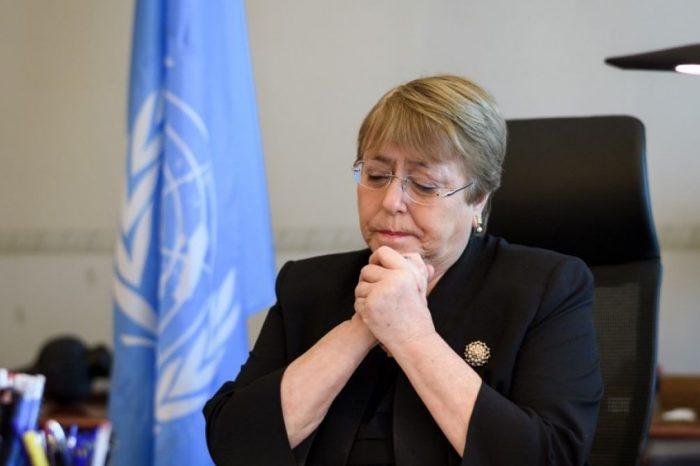 Michelle Bachelet aspira instalar a su personal en Venezuela