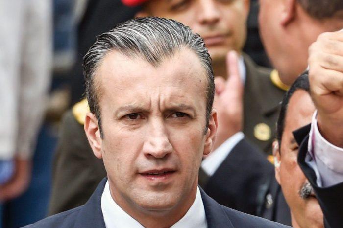 Tareck El Aissami es el nuevo positivo por coronavirus en el círculo de Nicolás Maduro