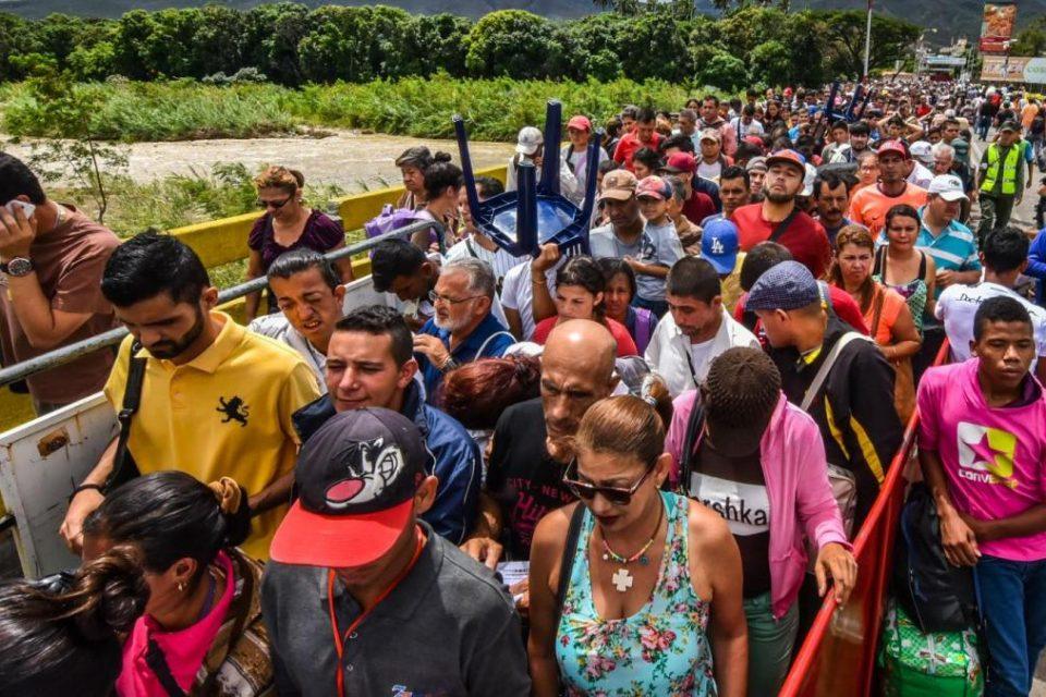 Ledezma exige a Acnur explicar por qué excluyó a Venezuela de las peores crisis migratorias