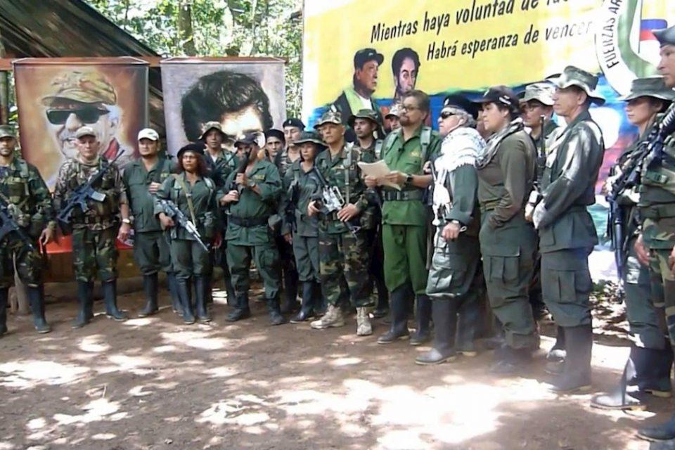 Colombia calificó rearme de los disidentes de las Farc como un fracaso