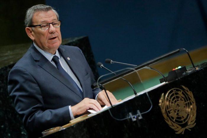 """Uruguay alerta que sanciones y amenaza de intervención armada contra Venezuela """"conducen más a la pobreza"""""""