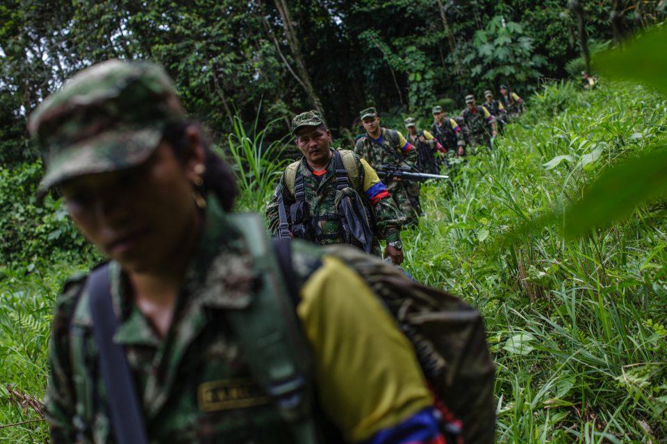 Una alianza armada se gesta en las selvas de Colombia y Venezuela