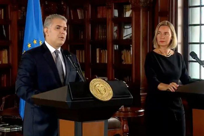 UE insiste en mantener presión internacional para acabar con el régimen de Maduro