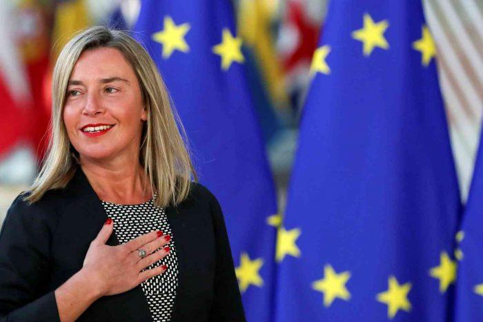Jefa de diplomacia europea hará gira por latinoamérica y abordará crisis venezolana