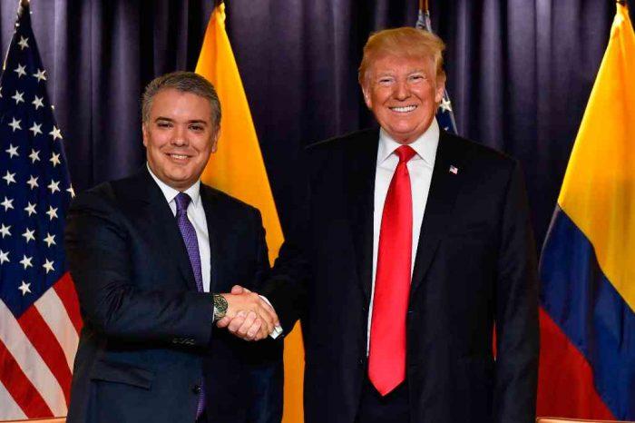EEUU aseguró que apoyarán a Colombia en caso de que Venezuela los ataque