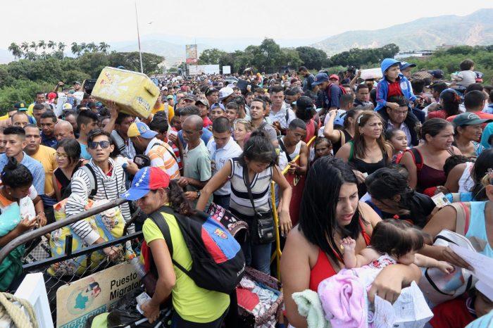 Casi 5 mil venezolanos han solicitado refugio en México
