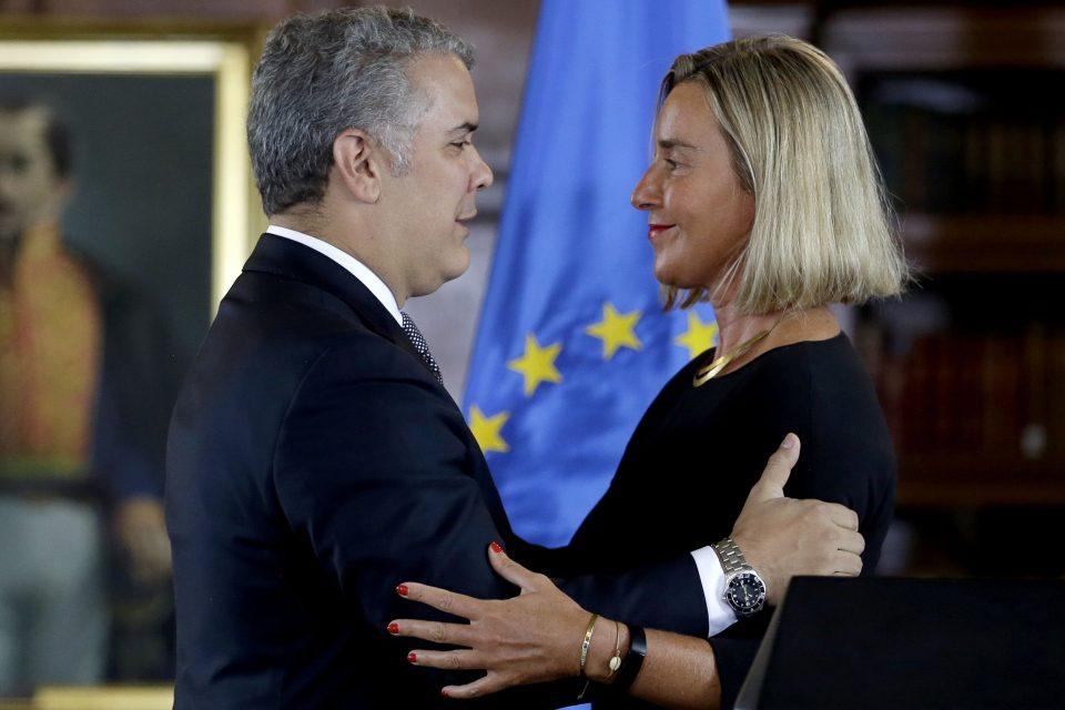 Colombia anunció reunión en Bruselas para tratar crisis de VenezuelaColombia anunció reunión en Bruselas para tratar crisis de Venezuela