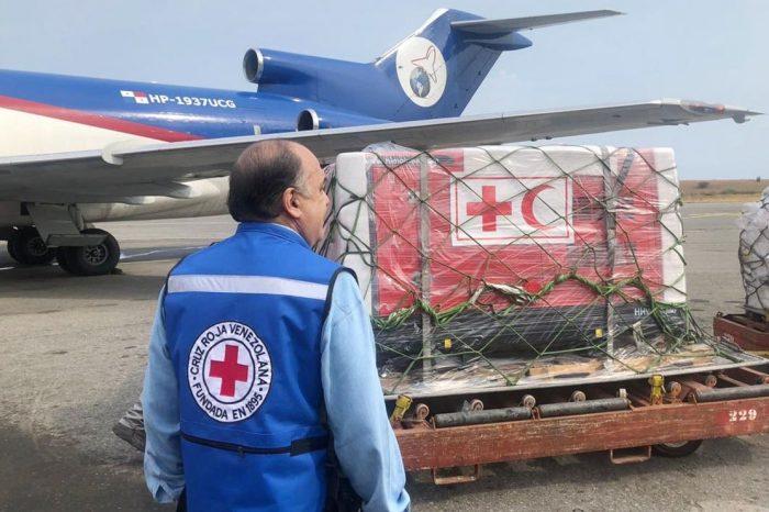 Cruz Roja Internacional considera incrementar ayuda humanitaria para Venezuela