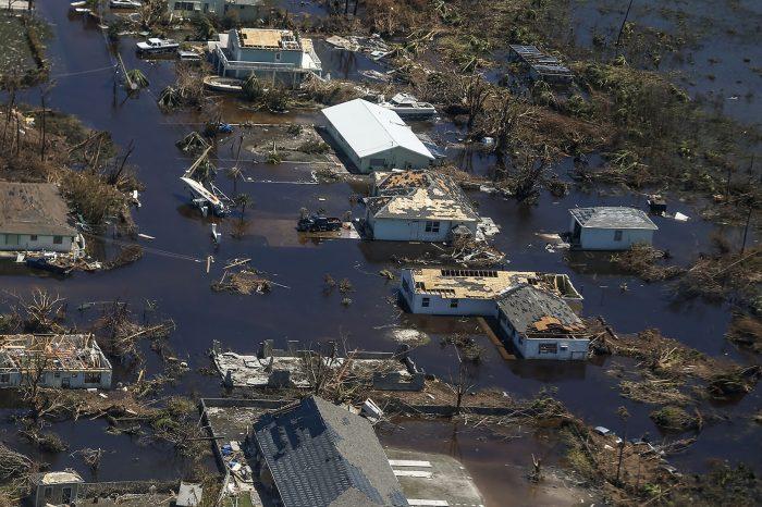 Inundaciones tras el paso de Dorian contaminaron las aguas en Bahamas