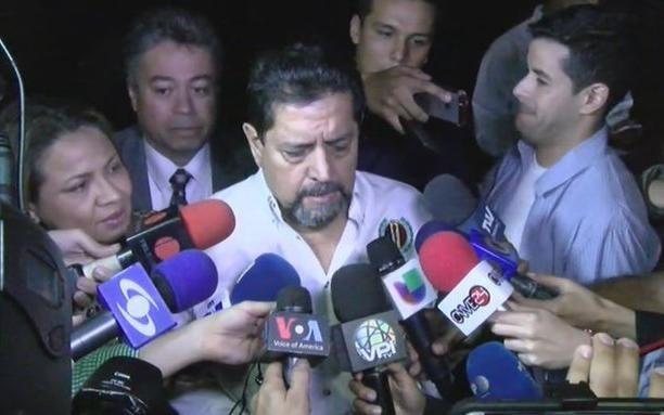El régimen reculó y liberó a Edgar Zambrano