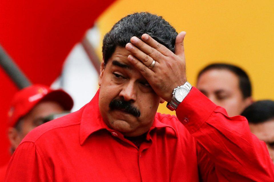 Conspiración, rebelión, traición: los más grandes temores de Maduro