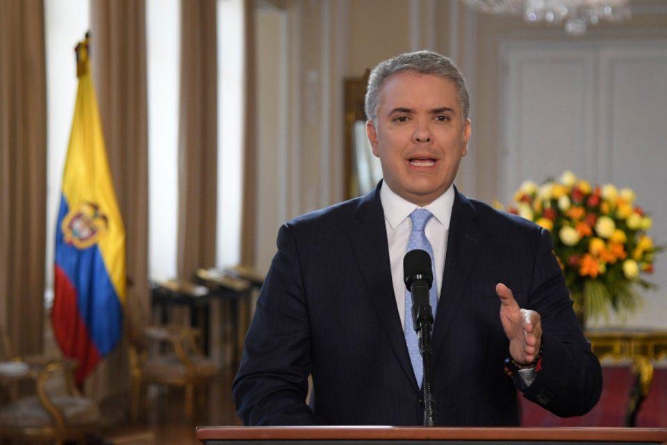 Iván Duque presentará en la ONU pruebas de la alianza entre Maduro y las Farc