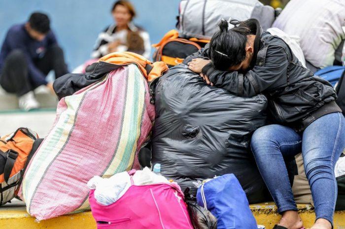 ¡Huyendo de Maduro! Éxodo venezolano podría superar los ocho millones en 2020