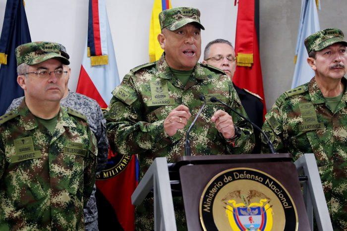"""Colombia reitera a Maduro que no son un país agresor: """"Jamás se disparará primero"""""""