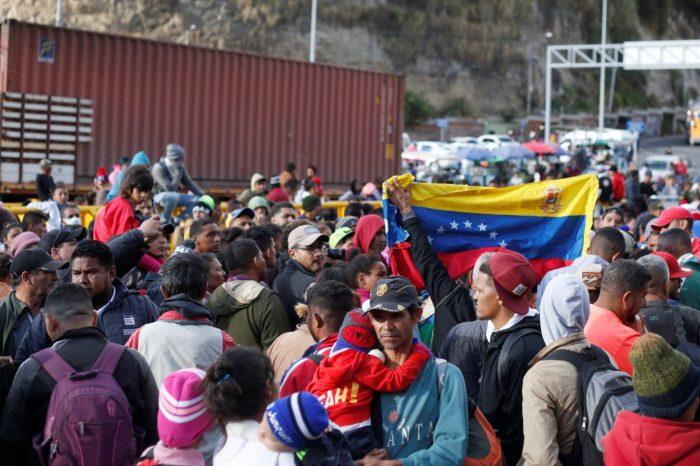 Colombia lleva su preocupación por los migrantes venezolanos ante la ONU