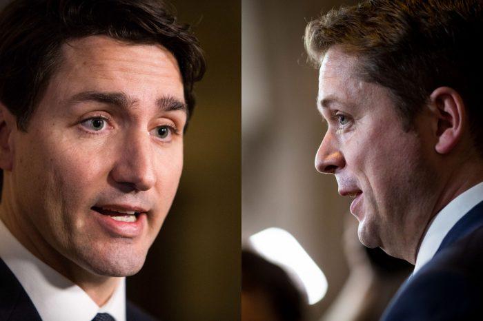 Justin Trudeau busca la reelección ante un empate técnico con el conservador Scheer