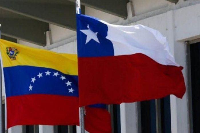 Alertan a venezolanos en Chile a no participar en protestas