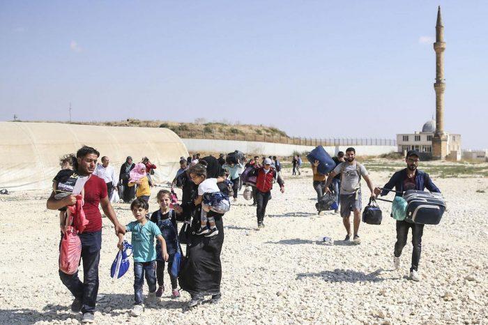 ONG asegura que más de 75.000 personas han sido afectadas por la invasión turca a Siria