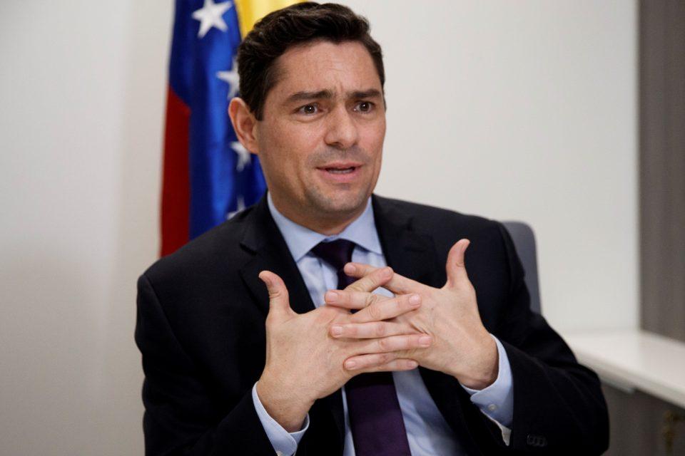 Embajador Carlos Vecchio dice ¡no! A bonos 2020 emitidos por Maduro