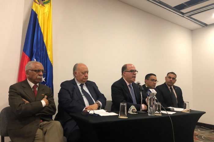 Calderón Berti y Borges solicitaron a la Cihd la exhumación del cadáver de Fernando Albán