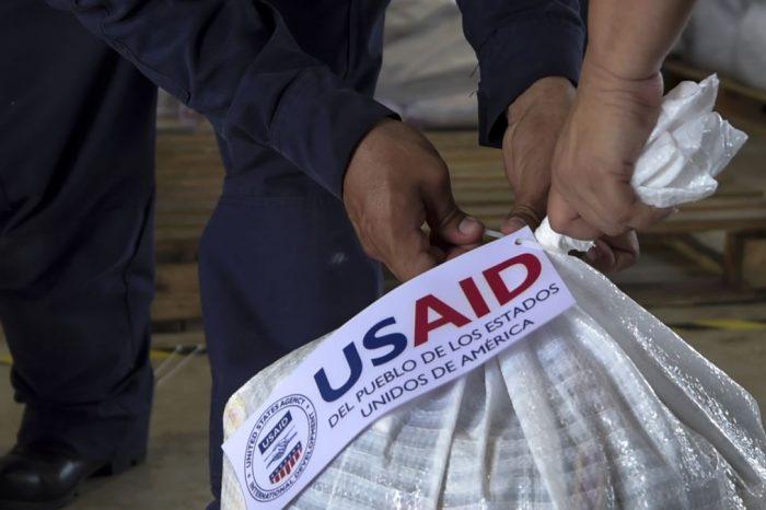 EEUU anunció iniciativa global para llevar ayuda humanitaria a Venezuela