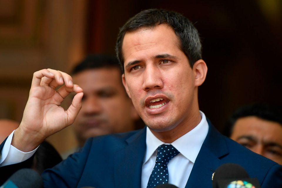 Guaidó reiteró que crisis venezolana se resuelve con elecciones presidenciales