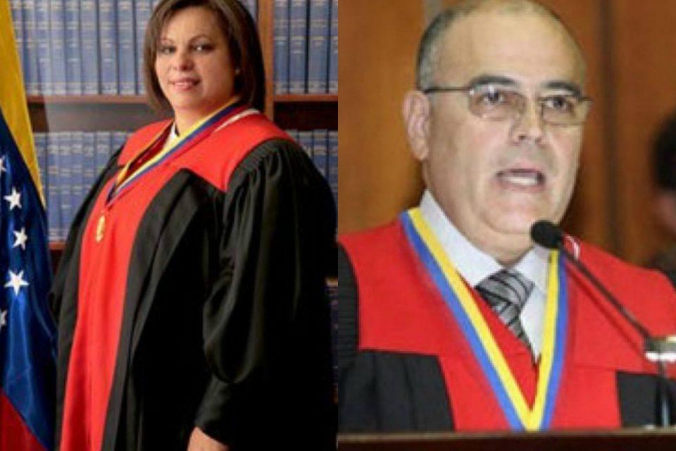 Perú deporta a dos magistrados chavistas tras negarle la entrada a su país