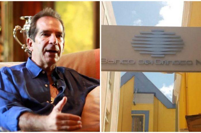 #LoDijoPrimerInforme | Decretan bancarrota del Banco del Orinoco propiedad de Víctor Vargas