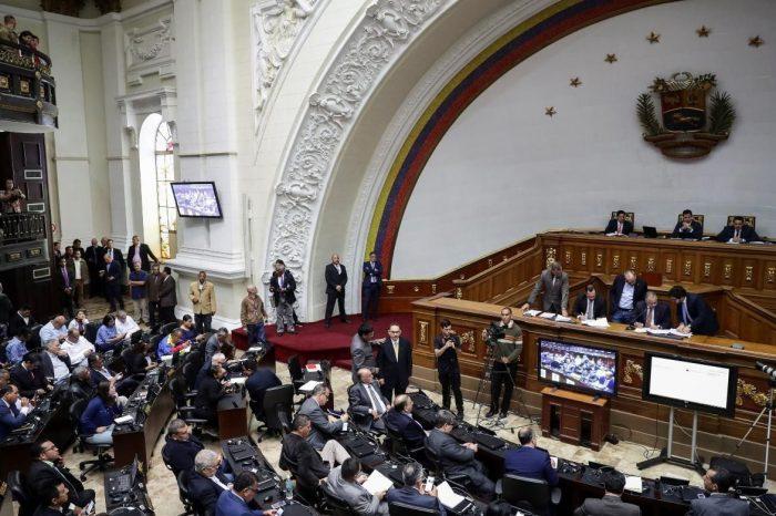 ¡Vergüenza! Venezuela lidera lista de violaciones de DDHH a parlamentarios