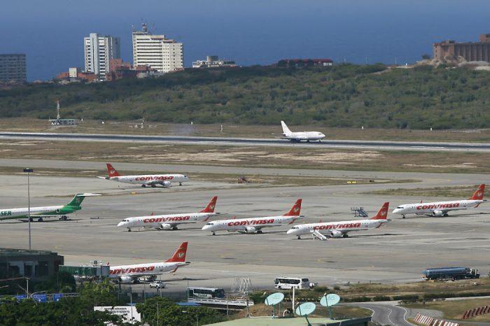 Régimen usa aerolíneas comerciales para transportar droga a otros países