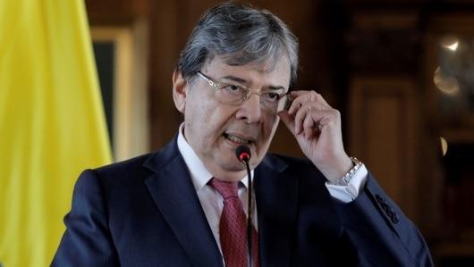 """Holmes Trujillo da una """"bofetada"""" textual a Maduro tras situación con Giammattei"""