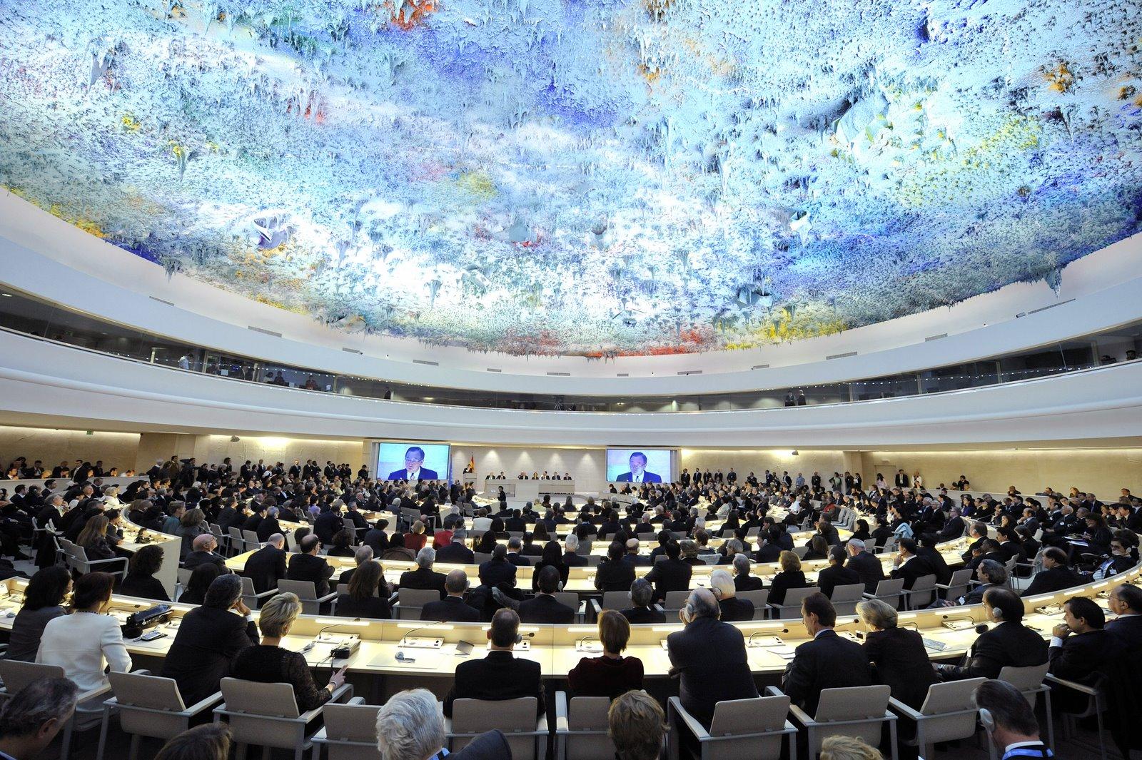 Continúa rechazo a postulación del régimen de Maduro al Consejo de DDHH de la ONU