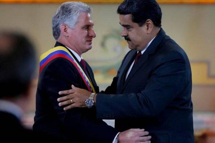 EEUU: Maduro y Díaz-Canel están detrás de crisis en Ecuador