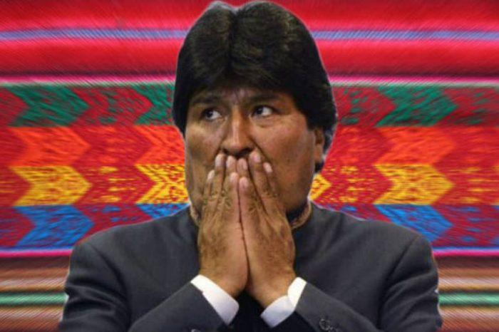Evo Morales anunció su renuncia a la presidencia de Bolivia