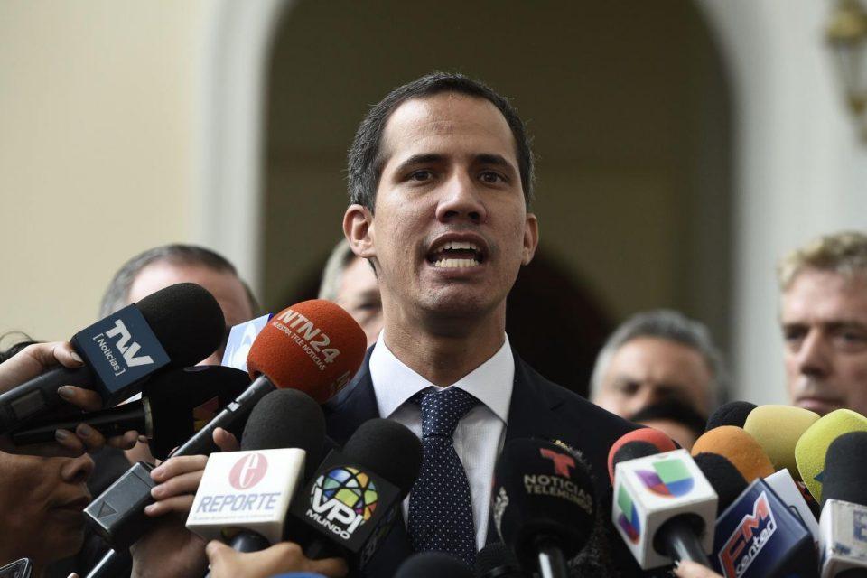 """Juan Guaidó: """"Existe división en partidos de la mesa de diálogo"""""""