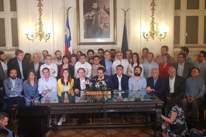 Chile realizará plebiscito para una nueva constitución en 2020