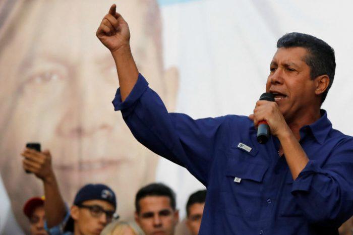Falcón carga contra Borges y pide aclarar destino de ayuda humanitaria