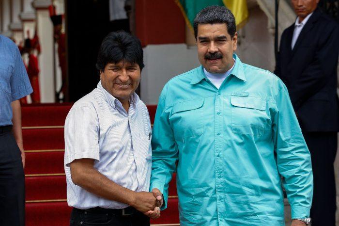 Aseguran que Venezuela y Cuba orquestaron el fraude electoral en Bolivia
