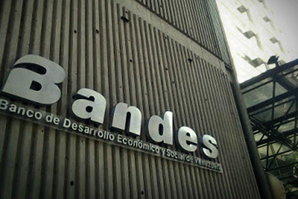 Presidente Guaidó ordenó la intervención inmediata del Bandes